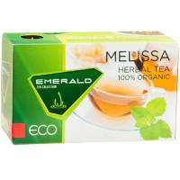 Напиток чайный  «Emerald ONE  Melisa»/Мелисса 33г (1.5г*22пак.)