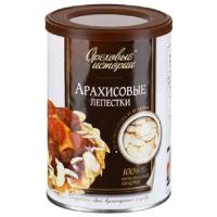 Арахисовые лепестки «Ореховые истории» 125 г.