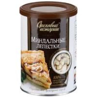 Миндальные лепестки «Ореховые истории» 100 г.
