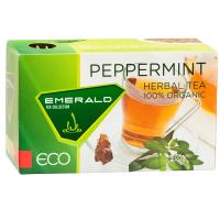 Напиток чайный  «Emerald ONE Pepermint»/Мята 33г (1.5г*22пак.)