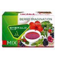Напиток чайный «Emerald MIX Berry Imagination»/Ягодная фантазия 33г (2г*22пак.)