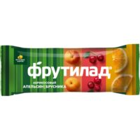 Фруктовый батончик «Фрутилад с апельсином и брусникой» 30 г.