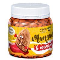 Миндаль в томате Your nut 140 г.