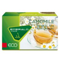 Напиток чайный «Emerald ONE Camomile»/Ромашка 33г (1.5г*22пак.)